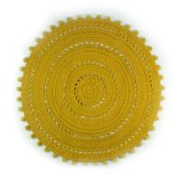 Dywan żółć